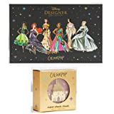 ColourPop Disney It's A Princess Thing Eyeshadow Palette and ColourPop Part Of Your World Super Shock Highlighter Set