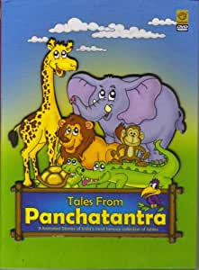 Tales Form The Panchatantra: Animated Indian Fables
