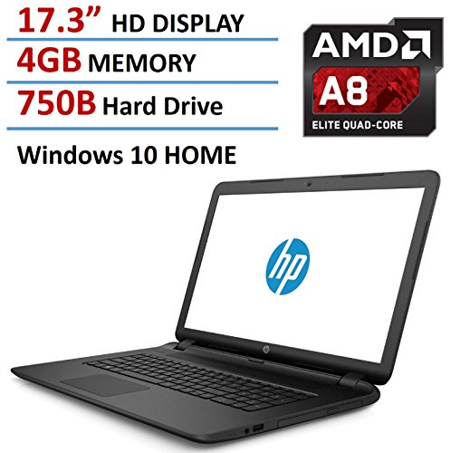 HP-17-inch-High-Performance-Laptop-2016-Newest-Premium-Edition-AMD-Dual-Core-A8-7050-Processor-up-to-30GHz-4GB-Ram-750GB-HDD-DVD-WiFi-173-HD-Display-HDMI-VGA-Windows-10-64bit