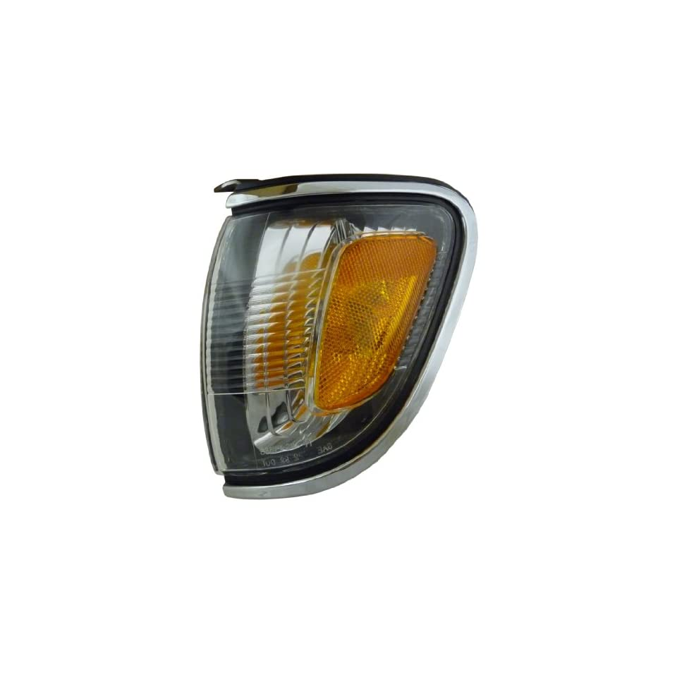 Toyota Tacoma 01 04 Park Signal Corner Side Marker Lamp Left Light Lens&Housing