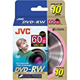 8CM DVD-RW 10 PACK SPINDLE DOUBLE SIDED