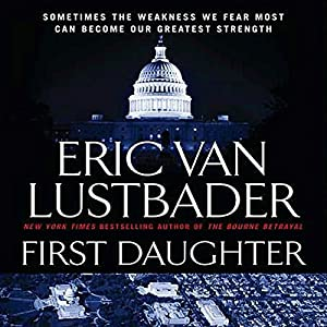 First Daughter Audiobook