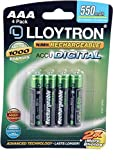 4 x BT SYNERGY 4500 5500 6500 COMPATIBLE RECHARGEABLE BATTERIES