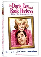 The Doris Day And Rock Hudson Comedy Collection Pillow Talk Lover Come Back Send Me No Flowers from Universal Studios