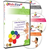 BabyFirstTV Presents 3 DVD Collection Set 2 ~ n/a