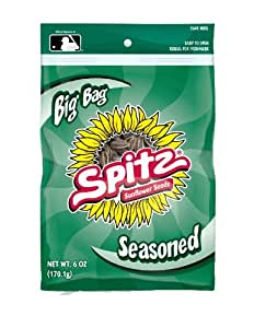 Amazon.com : Spitz Seasoned Flavored Sunflower Seeds 6