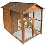 Ware Manufacturing Premium Plus Chick-N-Lodge Chicken Hutch