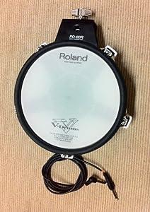 roland pd 80r v drum 8 dual trigger mesh head drum musical instruments. Black Bedroom Furniture Sets. Home Design Ideas