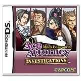 Ace Attorney Investigations: Miles Edgeworth (Nintendo DS) [Nintendo DS] - Game