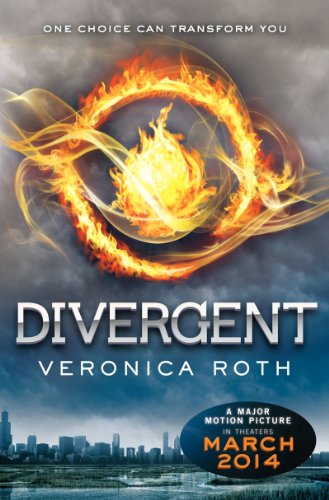 Cover of Divergent (Book 1)
