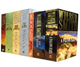 Wilbur Smith Wilbur Smith Collection 7 Books Set (A Falcon Flies, Blue Horizon, The Dark of the Sun, Warlock, Rover God, The Seventh Scroll, Assegai)