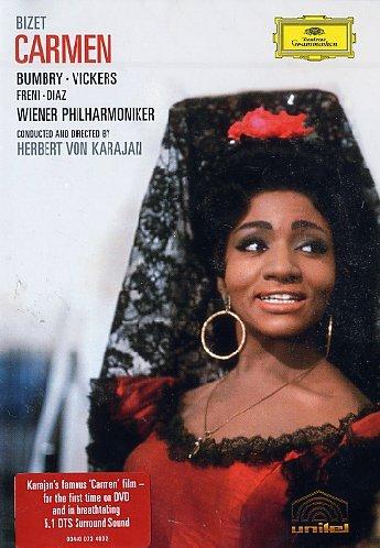 Carmen: Wiener Philharmoniker (Karajan) [DVD] [2005]