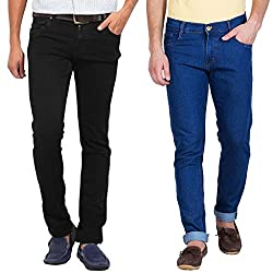 Stylox Set Of 2 Slim Fit Jeans