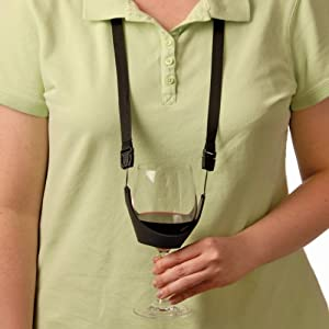 Wine Stem Glass Holder (Only Holder)