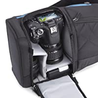 Case Logic Backpack for DSLR Cameras and iPad, Black from Case Logic Luggage