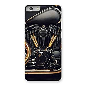 Cute Awesome Cruise Engine Back Case Cover for Micromax Canvas Knight 2