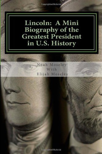 Lincoln: The Biography of the Greatest President in U.S. History: This is a mini Bio about Abraham Lincoln and the larger plot to restart the Civil War. Don't worry this is a family friendly book.