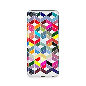 Mobicture Pattern Premium Designer Mobile Back Case Cover For Apple iPod Touch 5