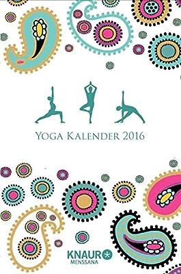 Yoga-Kalender 2016