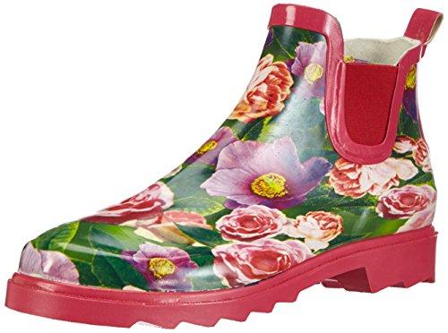 Beck-Wild-Rose-520-Damen-Clogs-Pantoletten-Pink-rosa-EU-39