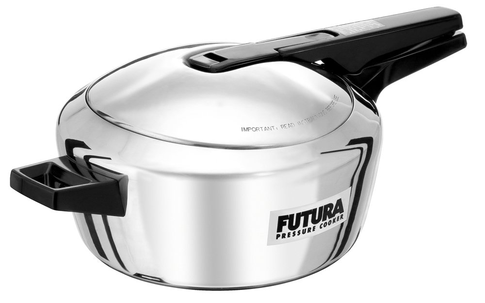 Hawkins Futura Stainless Steel Pressure Cooker