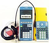 Texas Instruments Ti-84 Plus Graphing Calculator in Ti-nspire - Yellow - UVG