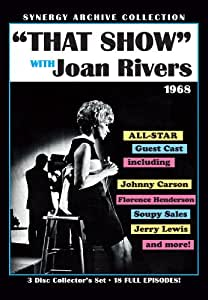 That Show With Joan Rivers: 1-3 [Import]