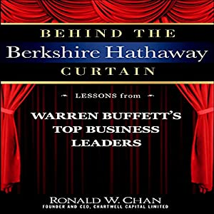 Behind the Berkshire Hathaway Curtain Audiobook