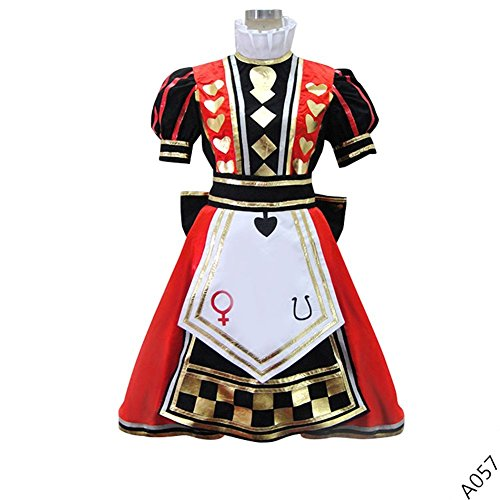 Alice: Madness Returns Alice Royal Dress Cosplay Costume