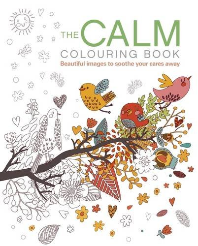 The Calm Colouring Book (Colouring Books)