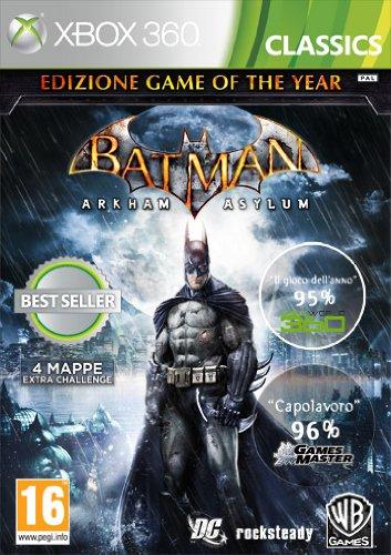 Batman: Arkham Asylum - Edizione Game Of The Year & Classics