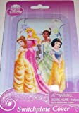Disney Princess Light Switch Cover Plate