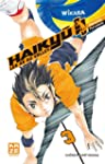 Haikyu!! Les AS du Volley - Tome 3