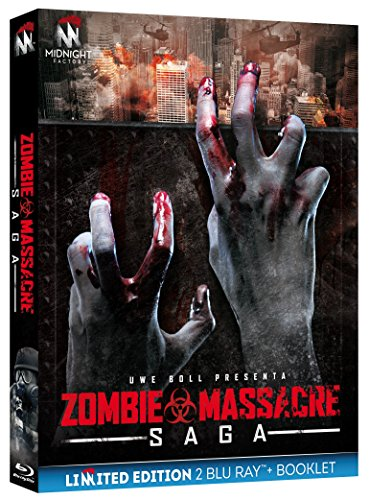 Zombie Massacre Saga (Ltd) (2 Blu-Ray+Booklet)