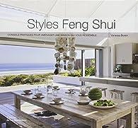 styles feng shui conseils pratiques pour amnager une maison qui vous ressemble par vanessa boren