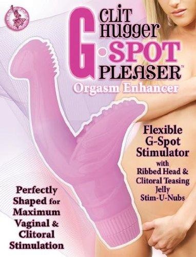 Clit Hugger Pleaser - Pink