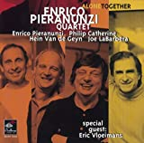echange, troc Enrico Pieranunzi Quartet - Alone Together