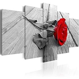 impression sur toile 100x50 cm 5 parties image sur toile images photo tableau. Black Bedroom Furniture Sets. Home Design Ideas