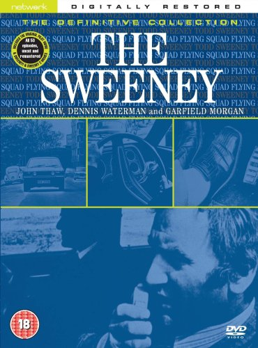 The Definitive Sweeney - Complete TV series 1-4,