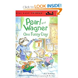 Pearl and Wagner: One Funny Day (Dial Easy-to-Read)