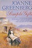 Simple Gifts (Pavanne Books) (0330300601) by Greenberg, Joanne