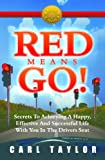 img - for Red Means Go! (Kaizen Series) book / textbook / text book