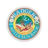 Badger バジャー オーガニックアフターサンバーム【日焼け後クリーム】【小サイズ】21g【海外直送品】【並行輸入品】