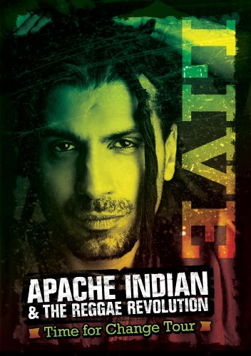 Apache Indian & The Reggae Revolution - Time For Change