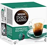 Nescafé Dolce Gusto Espresso Ristretto, 3er Pack (48 Kapseln)