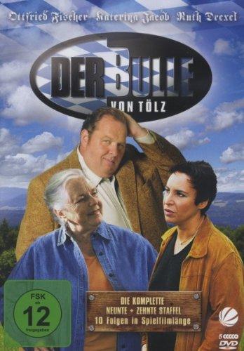 Der Bulle von Tölz - Staffel 9 + 10 [5 DVDs]