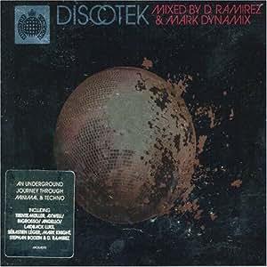 Ministry Of Sound: Discotek
