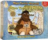 Tino Turtle Travels Book/CD/Beanie Gift Set - KENYA