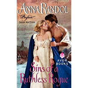 Sins of a Ruthless Rogue by Anna Randol