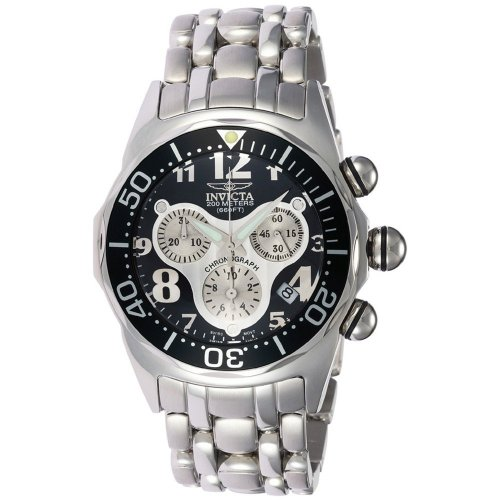 Invicta Men's Diver Lupah Collection Chronograph Watch #3209